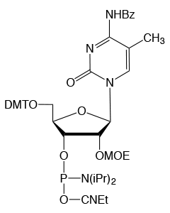5-Me-C-2'-MOE-Phosphoramidite
