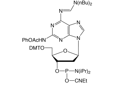Pac-2-Amino-dA-CE Phosphoramidite