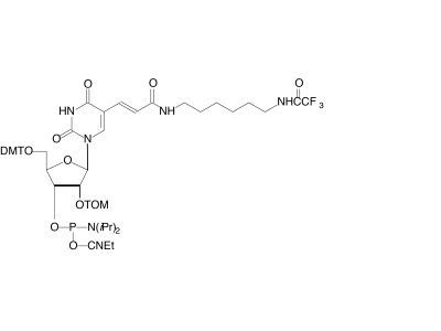 Amino-Modifier C6-U Phosphoramidite