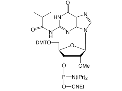 2'-OMe-ibu-G-CE Phosphoramidite