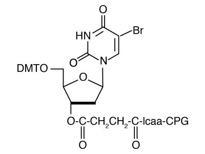 5-Br-dU-CPG